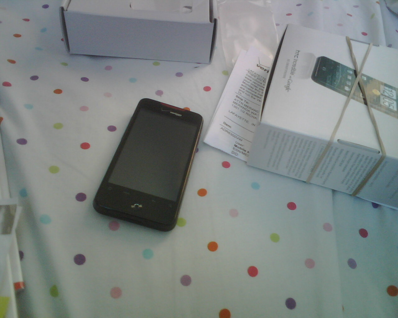 My new phone